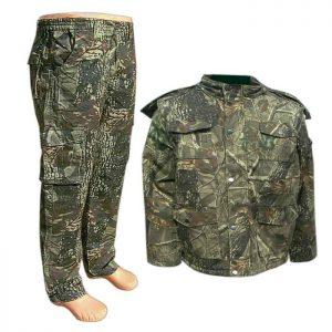camouflage clothing sets