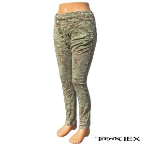 camouflage trousers women
